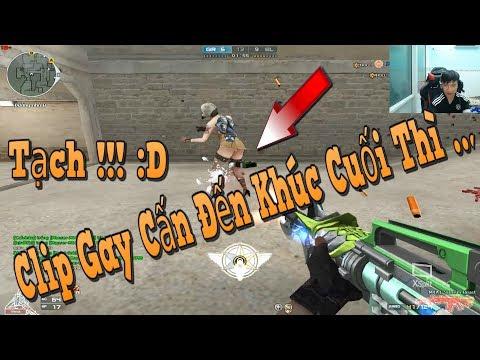 Team Youtube C4 : Clip Gay Cấn Tới Khúc Cuối Thì ...