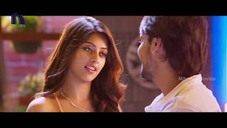 Raj Tarun Kisses Anu Emmanuel || Latest Telugu Movie Scenes || Niharika Movies