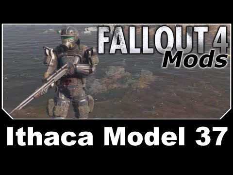 Fallout 4 Mods - Ithaca Model 37 thumbnail