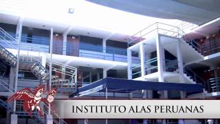INSTITUTO ALAS PERUANAS INGRESO 2015