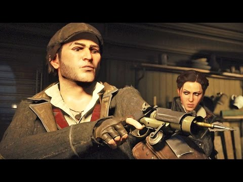 Assassin's Creed Syndicate #03: Alexander Graham Bell - Xbox One / Playstation 4 Gameplay