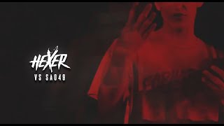 HeXer vs SA049 (Live is Battle Area 2018)