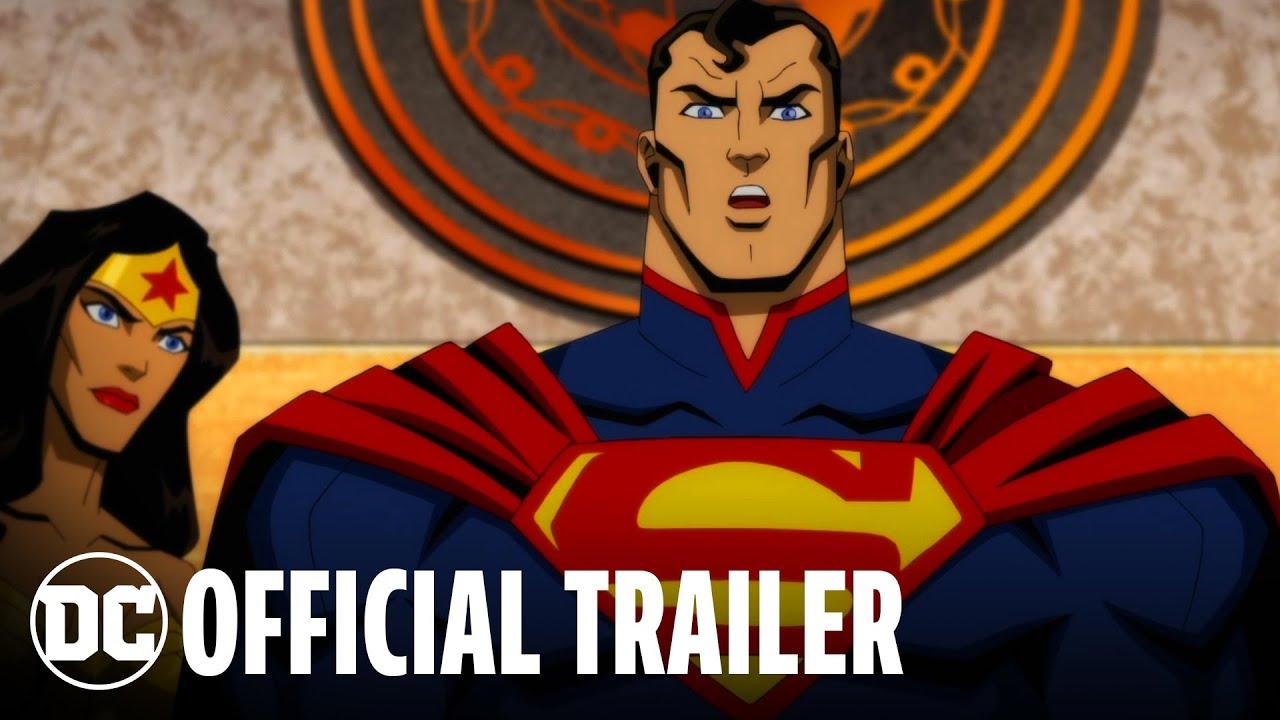 Download Injustice - Official Trailer | DC