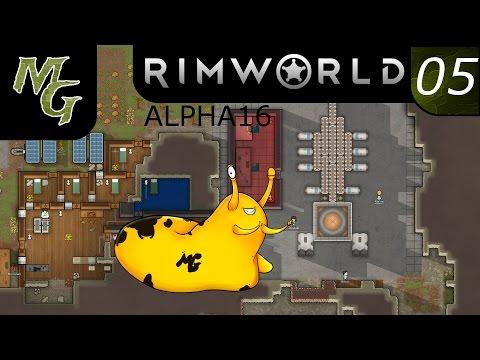 Let's Play – RimWorld Alpha 16 - Episode 5 [Cargo City]: