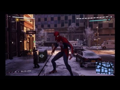 Download Playing as PETER PARKER in Spider-Man: Miles Morales!