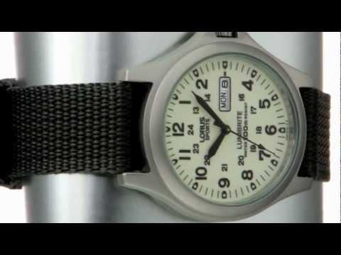Lorus RXF41AX7 Mens Watch