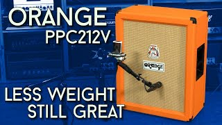 Awesome just lost some weight! The new Orange PPC212V