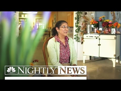 The Ohio Town That Has a Knack For Picking Presidents | NBC Nightly News