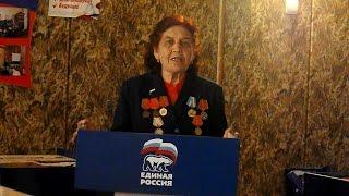 Эсма Зевутдиновна Булатова — ветеран Великой Отечественной войны, бывший узник концлагеря