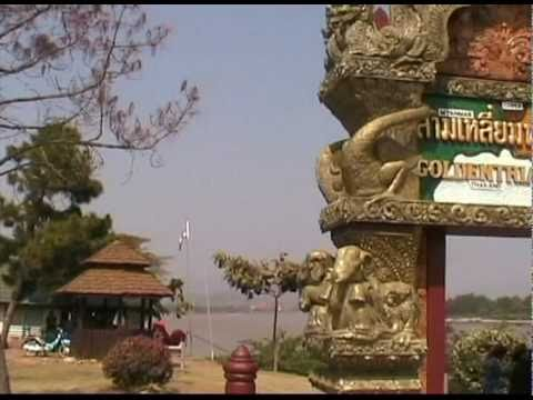 2007-02-10 - The Golden Triangle - Thailand - Myanmar - Laos