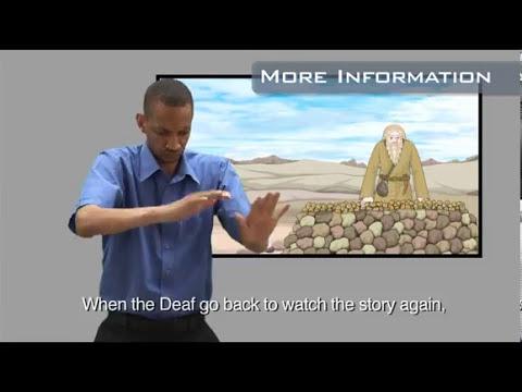 Explaining The Bible Translation Process