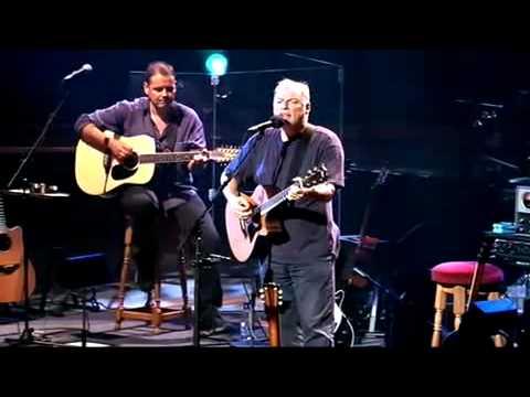 YouTube          David Gilmour Wish you...