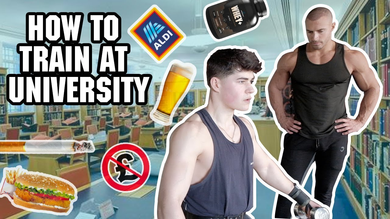Training & Nutrition Advice For College/University Students