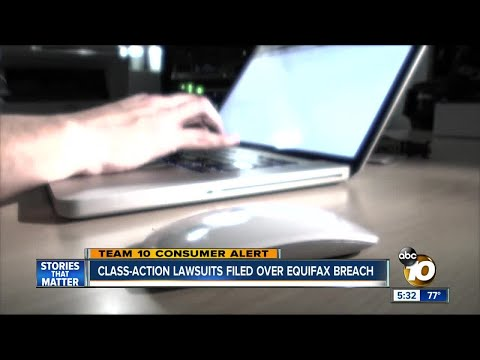 Class-action lawsuit filed over Equifax breach