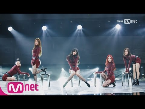 [Brave Girls - Rollin'] KPOP TV Show | M COUNTDOWN 170316 EP.515