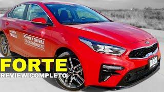 ????KIA Forte 2019 ¡Precio Atractivo, Diseño Premium! Auto Compacto