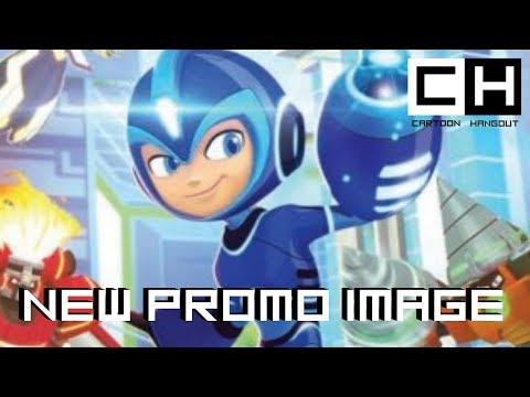 New Mega Man Promo Image Reveals Robot Masters