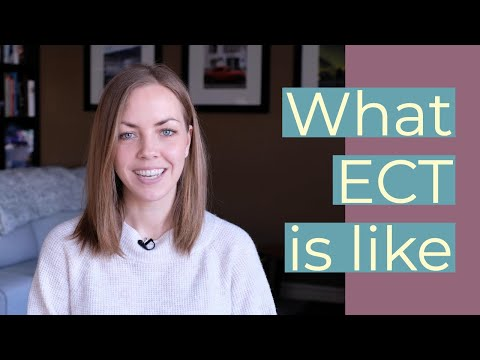What Electroconvulsive Therapy (ECT) Is Like