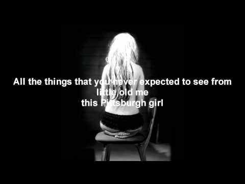Christina Aguilera - I Will Be (Lyrics)