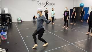 Jazz Master Classes - Hailee Payne - CSDS