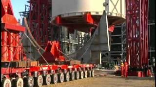 Mammoet - Motiva Port Arthur Refinery