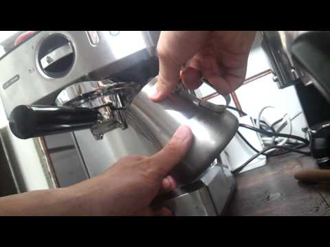 Demo: Latte with Sunbeam EM4820