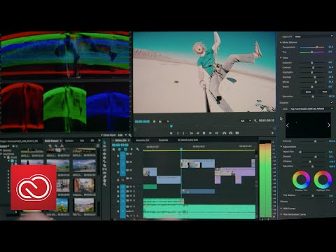 Creative Cloud 2015 : What's New For Video   Adobe Creative Cloud