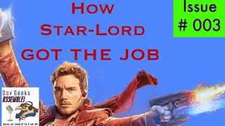 How Star-Lord got the job - Gov Geeks Assemble Podcast #03