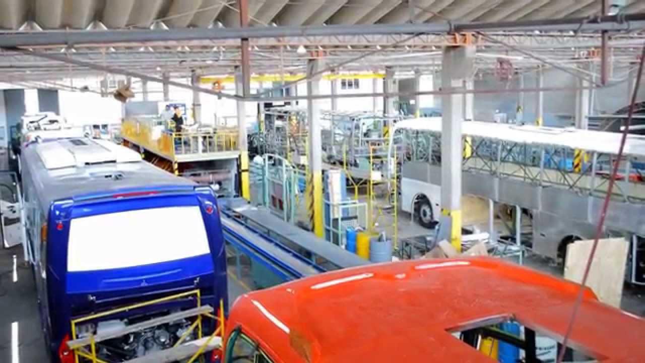 Autobuses AGA   Perfil de la compañía - YouTube