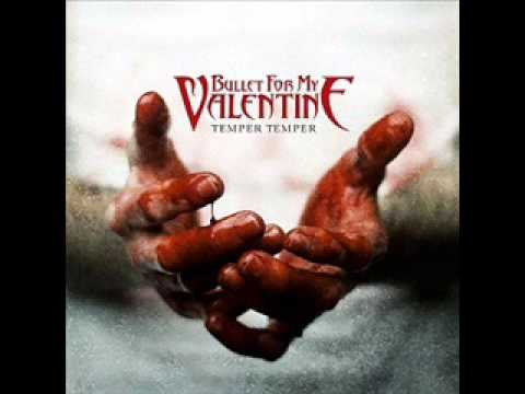 Bullet For My ValentineTemper TemperDeluxe Edition