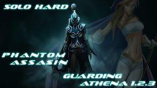 Guarding Athena 1.2.3 HARD SOLO  Phantom assasin