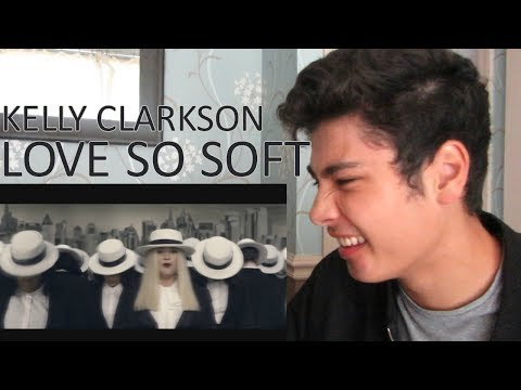 Kelly Clarkson - Love So Soft (Music Video) | Reaction