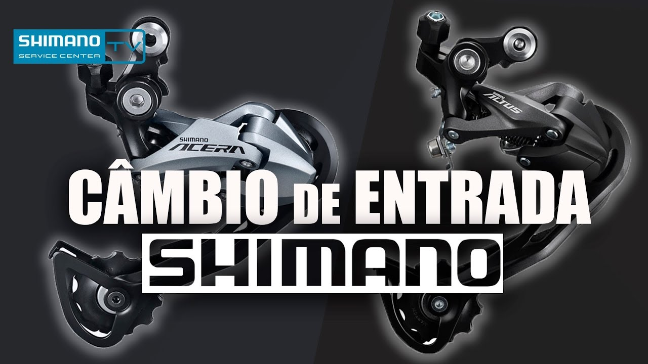 0f3a326b2 SHIMANO ALTUS e ACERA - SSC TV  13 - YouTube