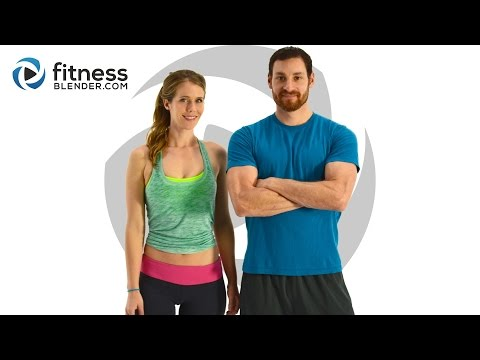 1000 Calorie Workout Video – At Home HIIT Cardio, Strength, and Abs Workout