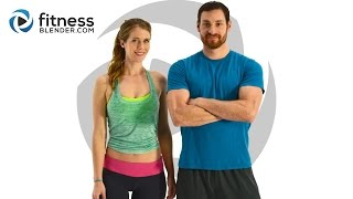 1000 Calorie Workout Video - At Home HIIT Cardio, Strength, and Abs Workout to Burn 1000 Calories(At Home 1000 Calorie Workout! Read all about this workout @ https://goo.gl/oDoXjQ The brand new FBFit Round 2 is now live @ https://goo.gl/sqEirO More ..., 2016-01-11T15:35:51.000Z)