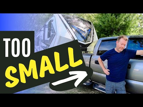 how-much-rv-can-i-tow?-is-my-truck-too-small?-(rv-living-full-time)