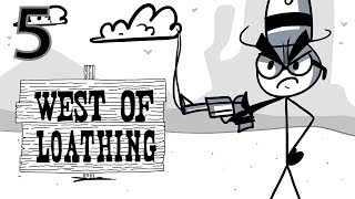 The Dreaded Pickle Factory! West of Loathing - Northernlion Plays [Episode 5]