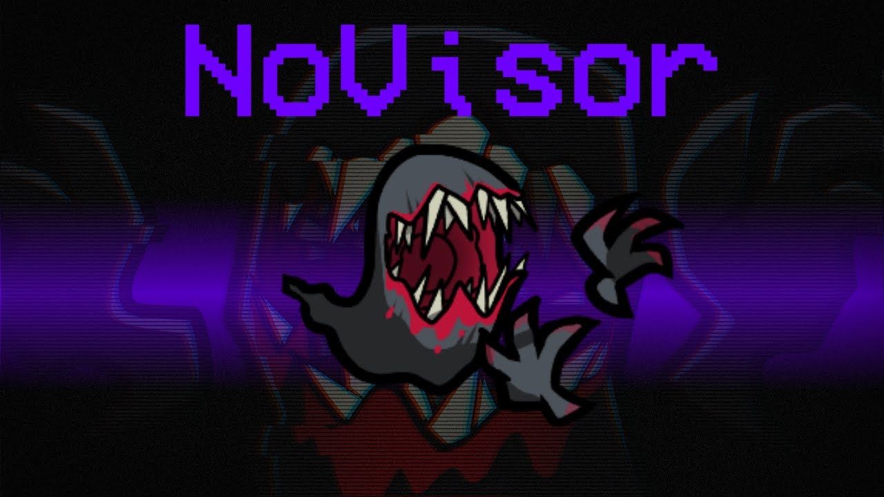 Download NEW NOVISOR Role In AMONG US (Scary Mod)