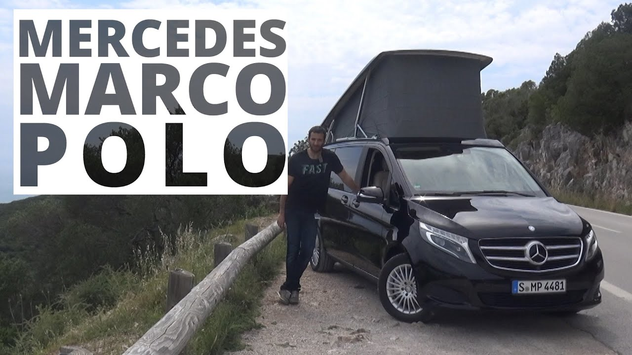 mercedes benz marco polo 2015 prezentacja 195 youtube. Black Bedroom Furniture Sets. Home Design Ideas