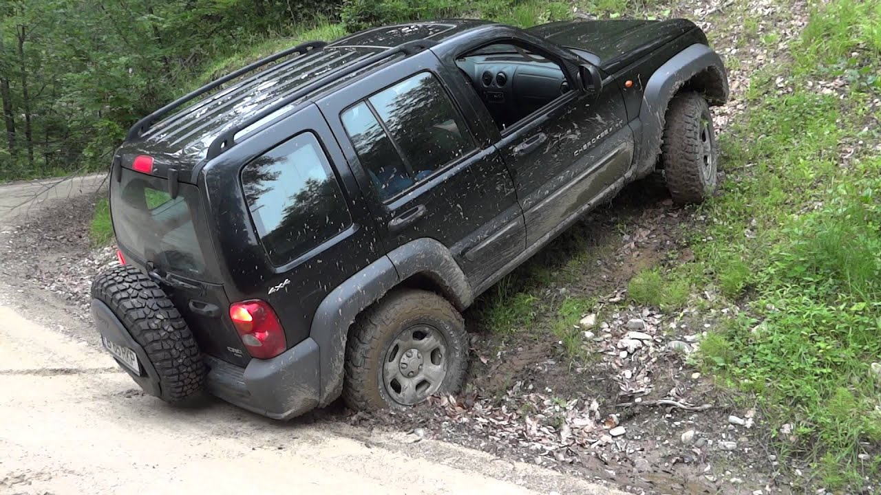 Jeep Liberty Kj Off Road In May 2012 Youtube