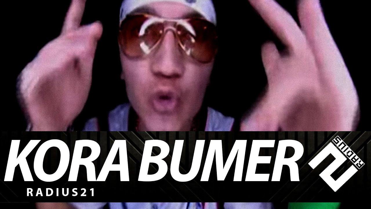 Radius 21 - Qora Bumer / Official