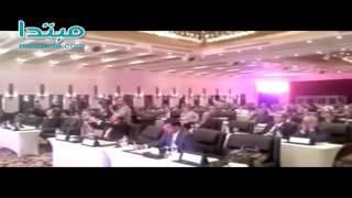 فيديو  افتتاح أول مؤتمر تحت رعاية رئيس الوزراء الجديد