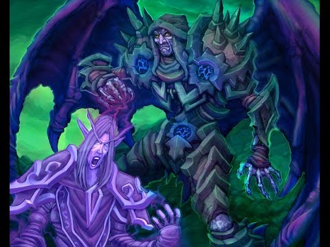 Teron'gor & The Shadow Council  (Warlords of Draenor Beta)