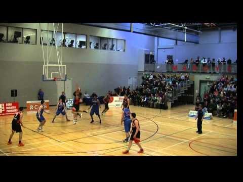 C&S UCC Demons v Killester - Basketball Ireland Men's Premier League
