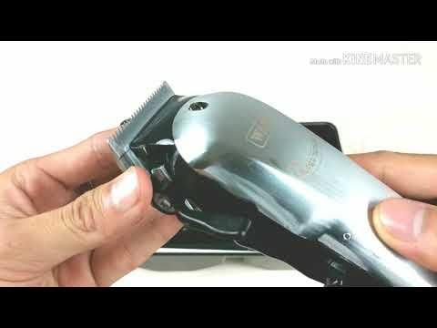 Nhá hàng và giới thiệu Tông đơ không dây wahl super taper prolithium