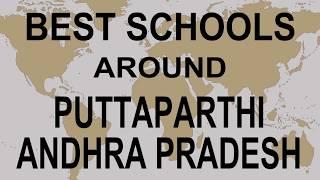 Best Schools around Puttaparthi, Andhra Pradesh CBSE, Govt, Private, International | Vidhya Clinic