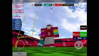 1v1 me 21save9! Roblox Legendary Football 🏈