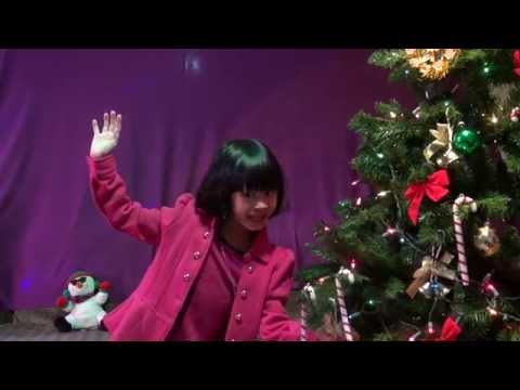 santa  claus is coming to town - cover- melanie hu 2014