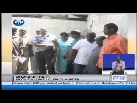 Church leaders in Mombasa are raising the alarm over the malicious attacks.