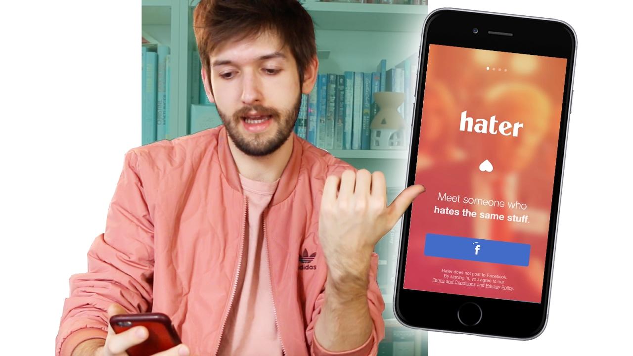 Dating app dinge hassen